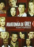 Anatomía de Grey (4ª temporada) [DVD]