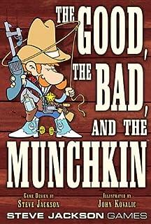 PSI Munchkin The Good The Bad & The Munchkin Board Games