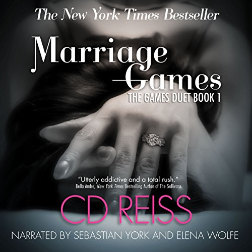 Couverture de Marriage Games