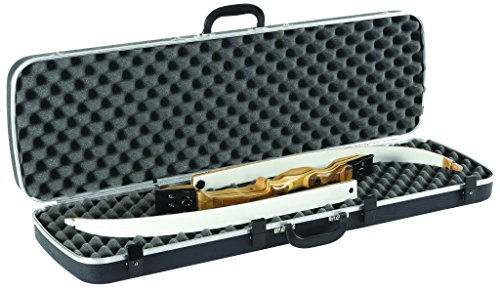 Plano Deluxe Bow Guard Recurve/Take Down Bow Case, Black by Plano Molding