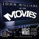 ジョン・ウィリアムズ・アット・ザ・ムーヴィーズ / ダラス・ウィンド・シンフォニー | ジェリー・ジャンキン (JOHN WILLIAMS: AT THE MOVIES/DALLAS WINDS) [HDCD] [SACD] [Import] [日本語帯・解説付]