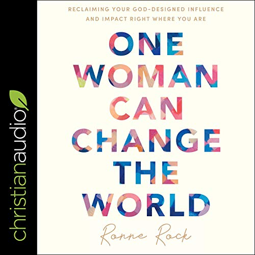 One Woman Can Change the World  By  cover art