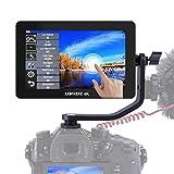 ANDYCINE A6 Plus DSLR 5.5 ″ 3D LUT Ecran tactile Caméra Moniteur vidéo de terrain Assistance 1920x1080 Support IPS...