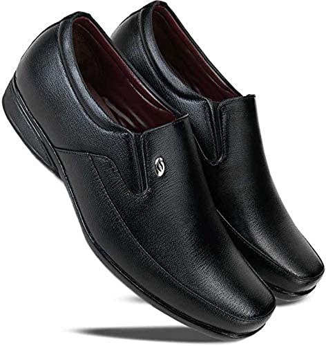 Black 1237 Exclusive Range Of Formal Wear Shoes For Men