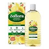 Zoflora Zitrus Frisch - Mehrzweck-Desinfektionsreiniger - gegen Viren - für Küche, Bad, Wohn- und Schlafzimmer - 3Fach Wirkung - mit Zitronen-Duft - 1 x 500 ml