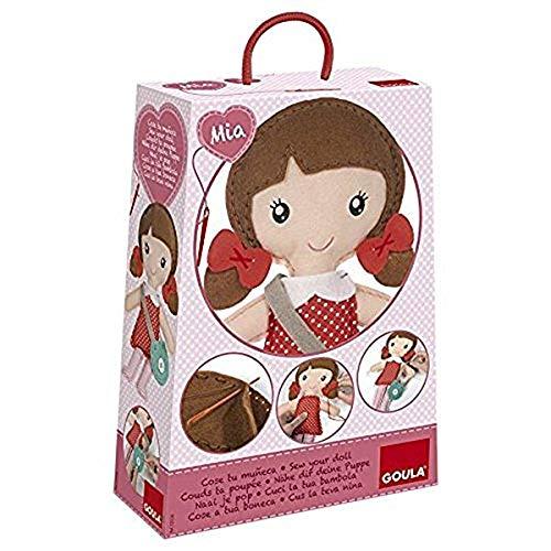 Goula- MIA, cose tu muñeca (Diset 52028.0)