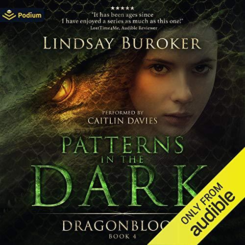 Patterns in the Dark Audiobook By Lindsay Buroker cover art