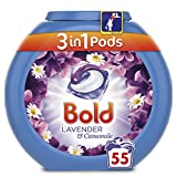Image of Bold 3-In-1 Pods Lavender and Camomile, 55 each