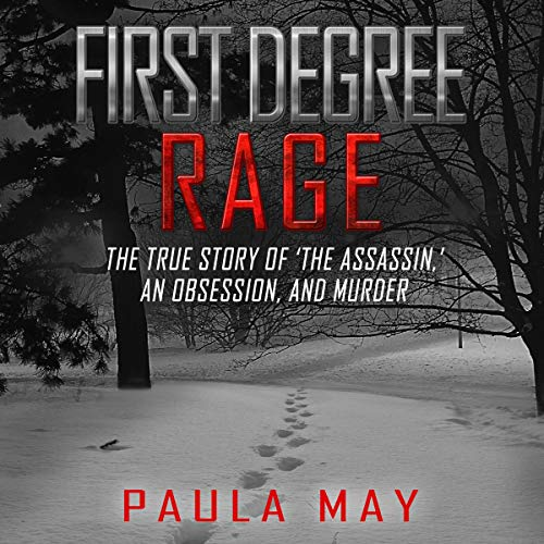 First Degree Rage cover art