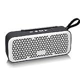 ZEH 1 PC portátil de Altavoces estéreo Bluetooth 360deg Loud;Asistente de Voz de Sonido de Alta definición for el baño Piscina Travel Partido FACAI