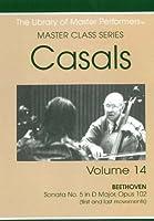 Casals Master Class Seires Vol. 14 (DVD-R)