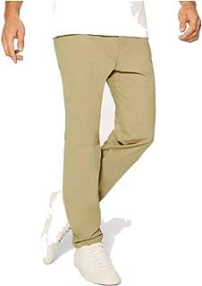 """Lululemon Commission Pant Slim 34"""" L (Sz 28, Tofino Sand)"""
