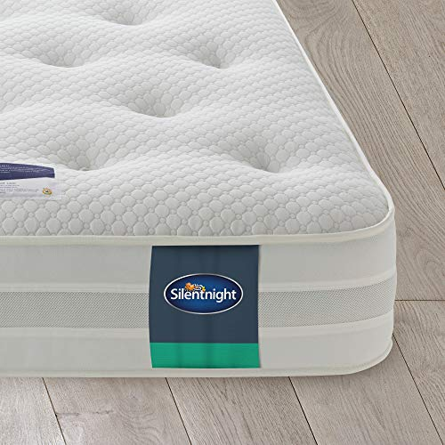 Silentnight 1200 Eco Comfort Mattress | Pocket | Medium Firm | Double
