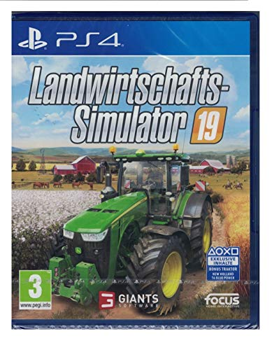 Landwirtschafts-Simulator 19 [Playstation 4]
