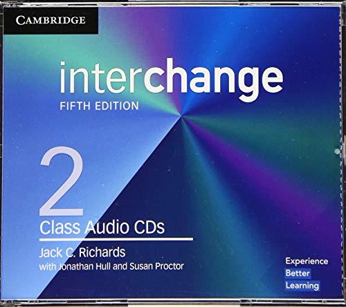 Interchange. Level 2. Class Audio