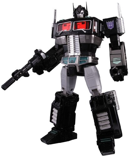 Transformers - Master Piece MP10B Black Convoy (japan import)