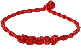 SimpleLife Kabbalah Red String Bracelet Protección para la
