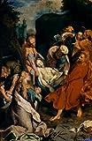 Frederico Barocci – Christ Entombed Frederico Barocci