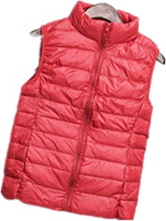 Women's Lightweight Down Vest Vest Women's Lightweight Down Jacket XL