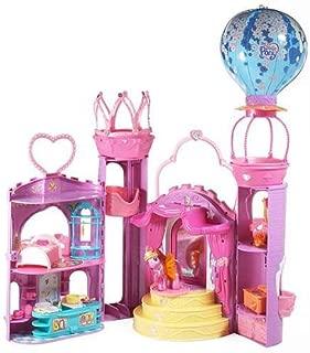 My Little Pony G3: Celebration Castle Playset with Music, Lights and Baby Pony Pink Sunsparkle