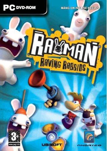 Ubisoft Rayman - Raving Rabbids (PC)