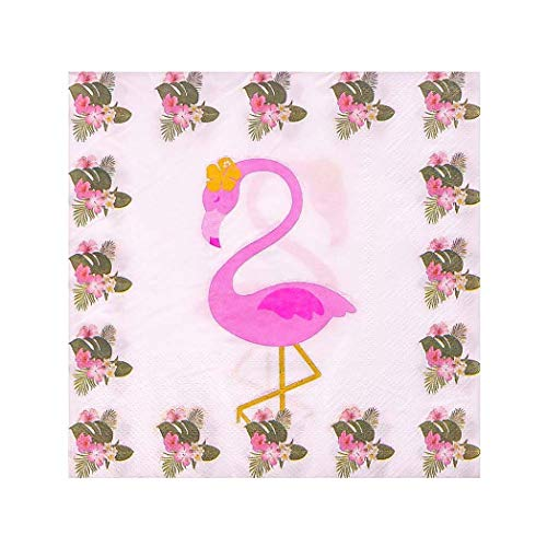 Jyuesi Uitstekende Flamingos Thema Cartoon Party Set Servies Plaat Servetten Banner Verjaardag Candy Box Baby Douche Party Decoratie in fijne stijl
