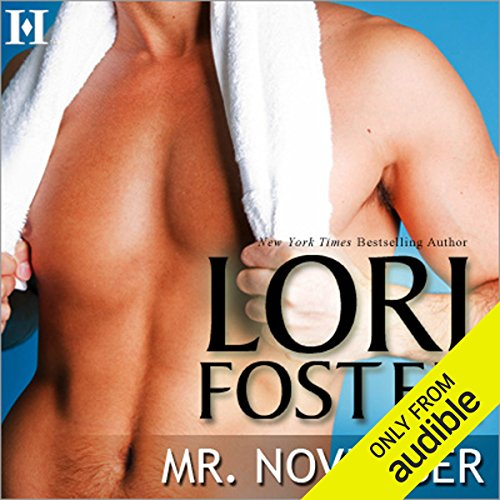 Mr. November audiobook cover art
