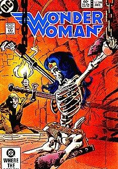 Comic Wonder Woman (1942 series) #298 Book