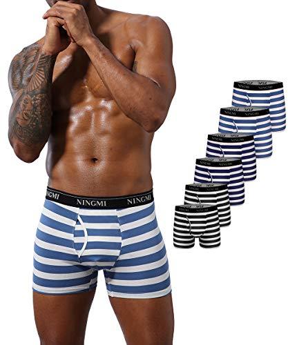 Men Underwear Striped