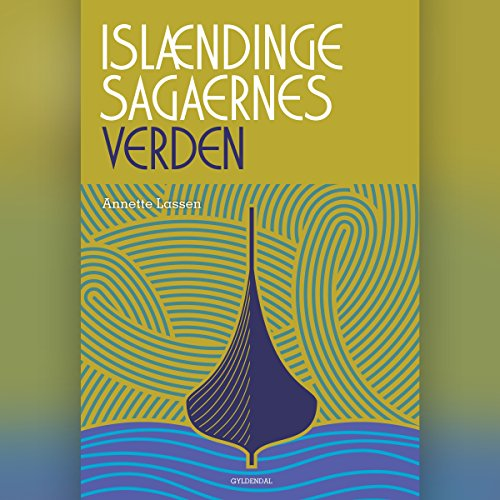 Islændingesagaernes verden audiobook cover art