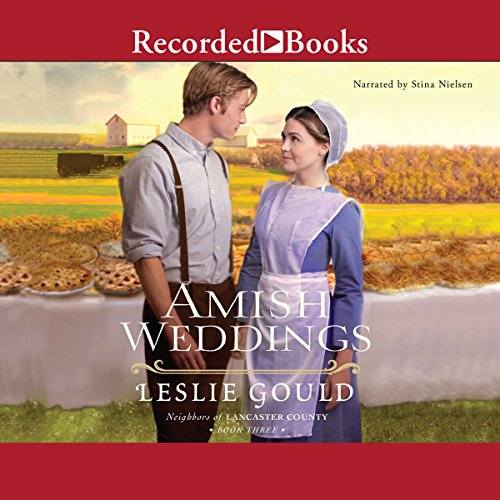 Amish Weddings cover art