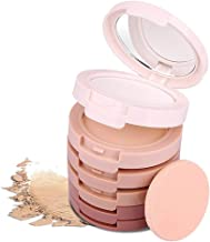Ucanbe Contouring Kit Face Powder Contour Palette Highlighting Concealing Bronzer Set