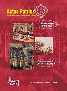 ACTOS PATRIOS EGB-25 Mayo/20 Junio