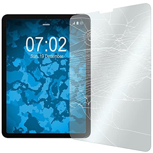 Preisvergleich Produktbild PhoneNatic 2er-Pack Glas-Folie klar kompatibel mit Apple iPad Air (2020)(11 Zoll) - Panzerglas für iPad Air (2020)(11 Zoll)
