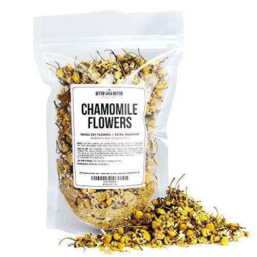 Chamomile Whole Flowers