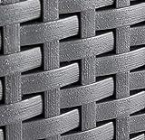Allibert Sonnenliege Jaipur, graphit/cool grey - 4