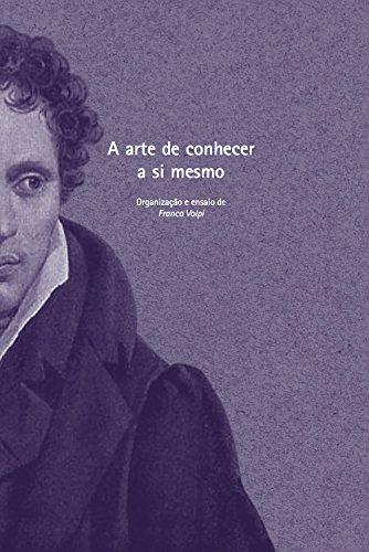 A arte de conhecer a si mesmo (Arthur Schopenhauer)