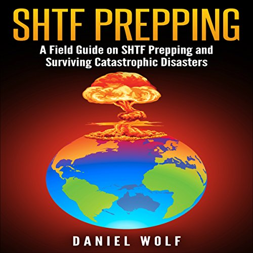 SHTF Prepping  By  cover art