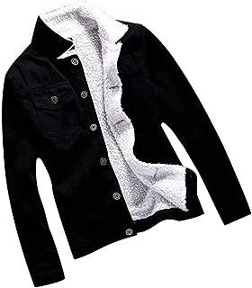 Plus Size Women Autumn Winter Denim Upset Jacket Vintage Long Sleeve Loose Solid Large Size Jeans Coat Outwear