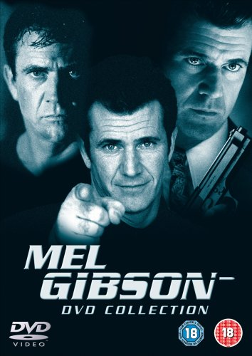 Mel Gibson Dvd Collection (Mad Max, Lethal Weapon, Tequila Sunrise, Maverick, Conspiracy Theory, Payback, Forever Young) [Edizione: Regno Unito]
