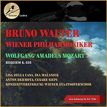 Wolfgang Amadeus Mozart: Requiem K. 626 - Live Salzburg 26 Juli 1956