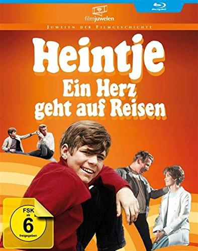 Heintje - Ein Herz geht auf Reisen (Filmjuwelen) [Blu-ray]