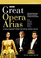 Great Opera Arias [DVD]