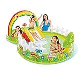 Piscina hinchable Piscina inflable del bosque del bosque del arco iris, piscina...