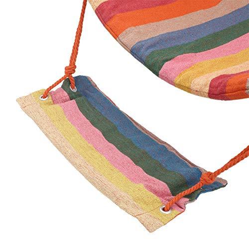Chaise Hamac Couleur arc-en-ciel