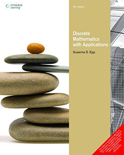 Discrete Mathematics with Applications 4th
