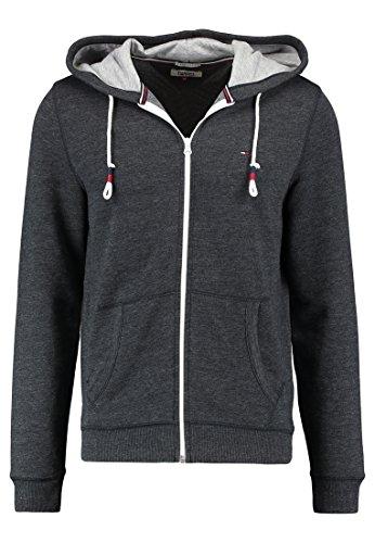 Tommy Jeans Essential Zipthru Grau