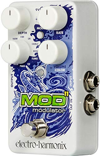 Electro Harmonix MOD 11 Multi Modulation Guitar Pedal