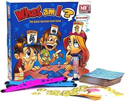 M.Y What Am I Spiel