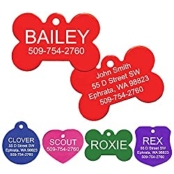 Dog Identification Tags